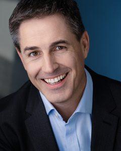 Image of Simon Morgan a UK presenter, Voice Over artist